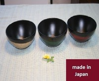 Modern and Classic bowl, lacquerware for Wholesales , small lot order available