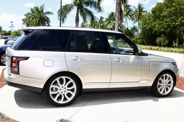 2016 Range Rover HSE V8 NEW for EXPORT