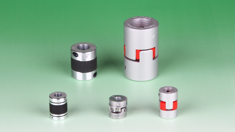 Flexible shaft coupling of high-quality. Manufactured by Nabeya Bi-tech Kaisha (NBK). Made in Japan (spline shaft coupling)