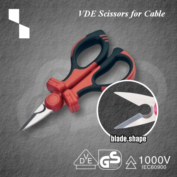 Convenient VDE Scissors for Cable PZSC-3 Insulated tool at reasonable prices