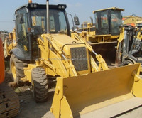 China Sell Used JCB Backhoe Loader 3CX /Used Backhoe Loader JCB 3CX 4CX