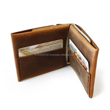 Rfid wallet Men's Genuine leather Wallets