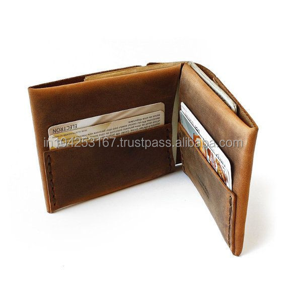 mens wallet leather, wallet men genuine leather, custom wallet in 100% genuine leather
