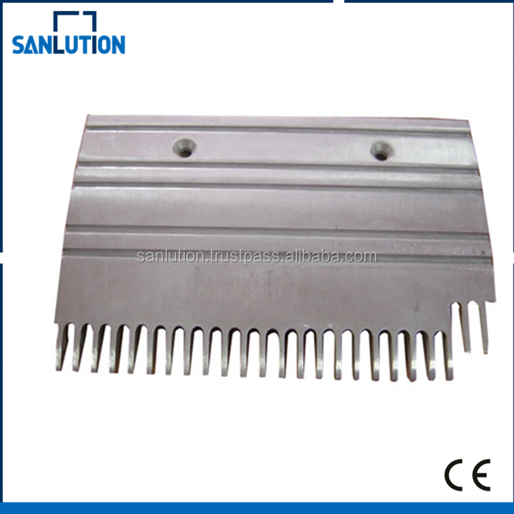 GAA453BM3 Escalator Comb Plate 206.4_140mm, 24T