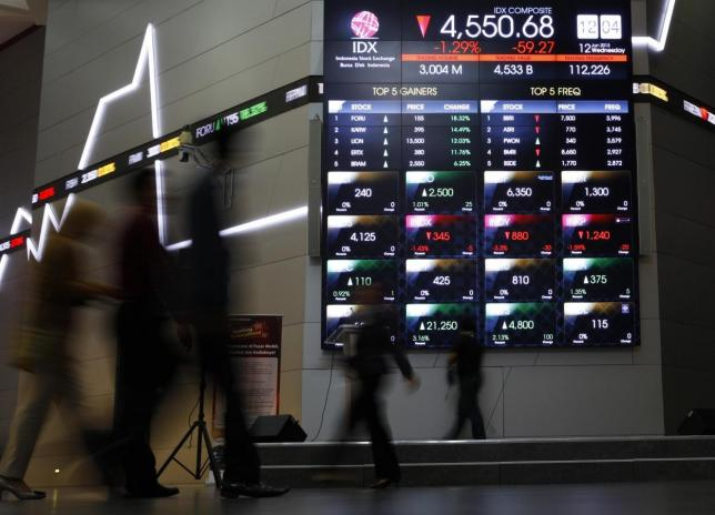 Broker-Dealer Indonesia Stock Market
