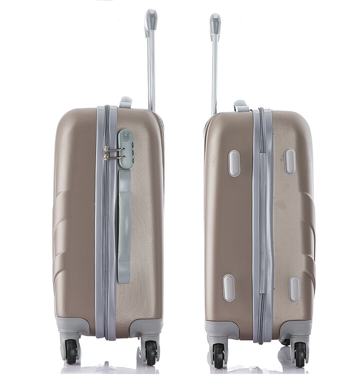 3PCS Hard Shell ABS Travel Luggage Suitcase