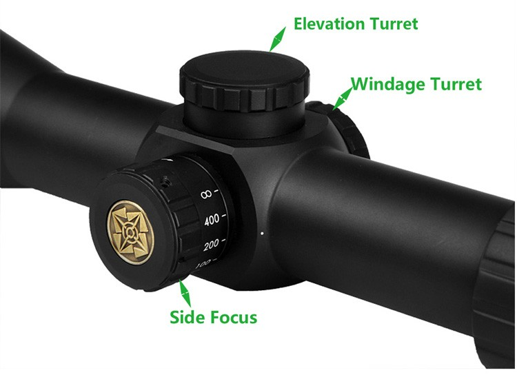 MARCOOL ALT 4-16X44 Outdoor Hunting Riflescope Spotting Sports Rifle Scope For Weapon AR 15 Rifle Sight Airsoft