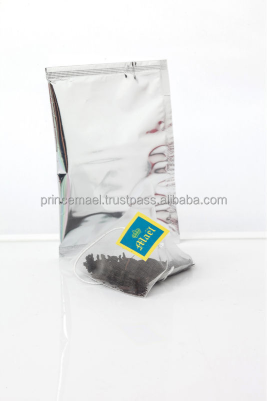 Organic Genmai Tea Roasted Rice Tea Japanese style 10 Pyramid Tea Bags in Round Paper Box