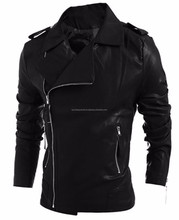Red OEM Service Custom PU jacket, cheap womens leather jackets, motorcycle leather jackets for women