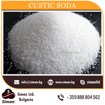 Caustic Soda Pearls