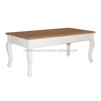 Shabby Chic Furniture - Coffee Table White Chic Furniture