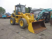 Convenient and High-performance used wheel loader komatsu wa100 for construction