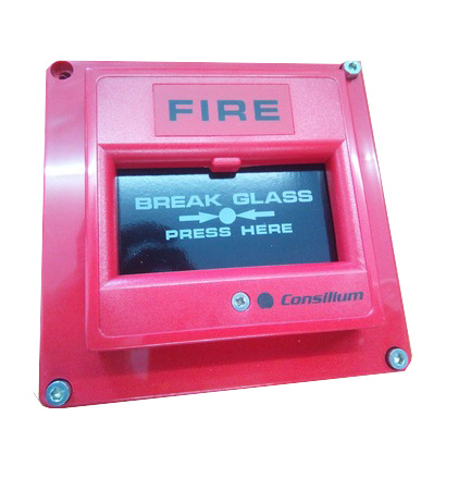Salwico Fire Alarm System (Manual Call Point)