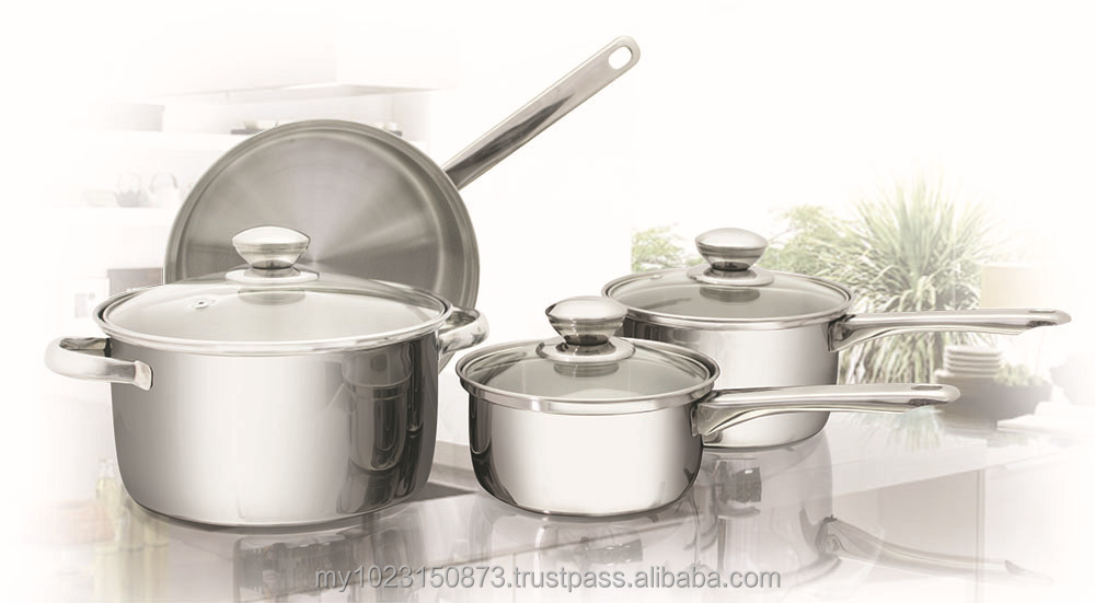 7pcs Cookwares Set