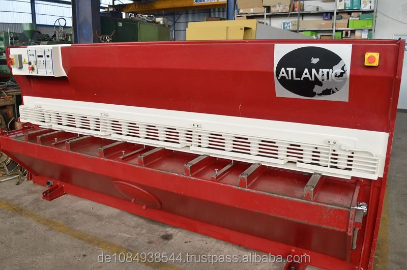 ATLANTIC XTS 3000 plate shear