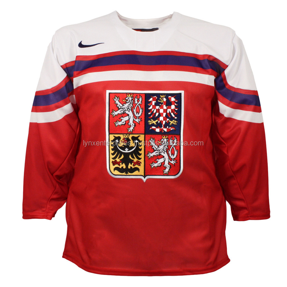 sublimation custom ice hockey jersey / Custom Sublimation Ice Hockery Uniform