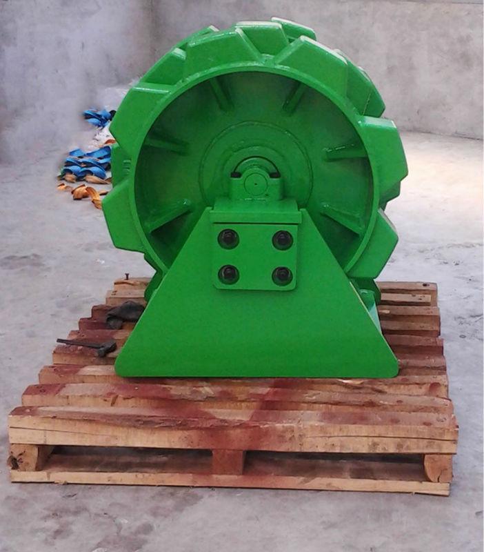 compaction wheel(8)