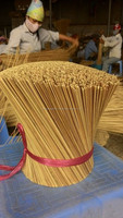 Bamboo sticks for making incense sticks/ Agarbatti