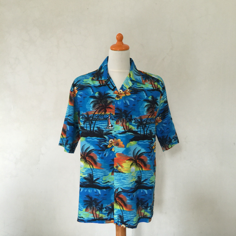 Men Beach Shirts