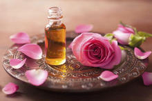 100% Pure and Natural Rose absolute Oil