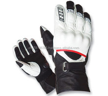 leather protected motorcycle gloves and waterproof motorcycle riding gloves