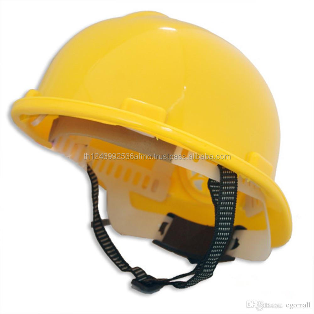 ABS/HDPE safety helmet/hard hat with CE EN 397