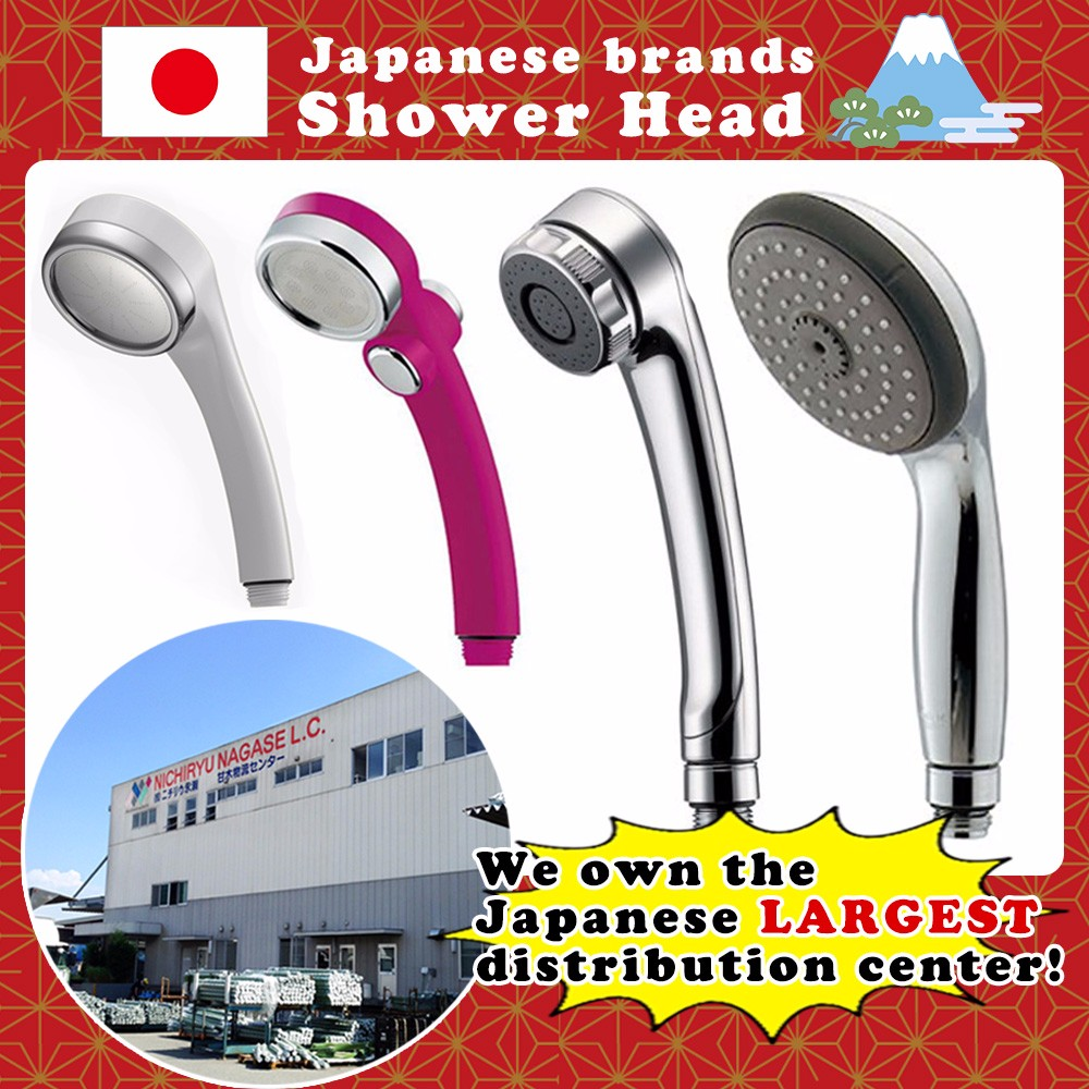 Reliable micro bubble shower head with multiple functions