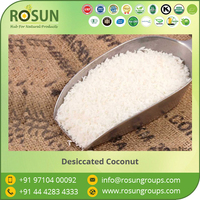 100% Pure Shredded Coconut by a Well Known Exporter