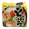 japan noodle absolutely beautiful reasonable Japanese Tonkotsu (pork broth) Ramen Noodles 5 servings