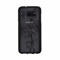 Floral Case For Samsung Galaxy S7