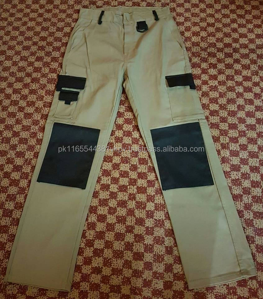 workwear working trousers cargo work pants