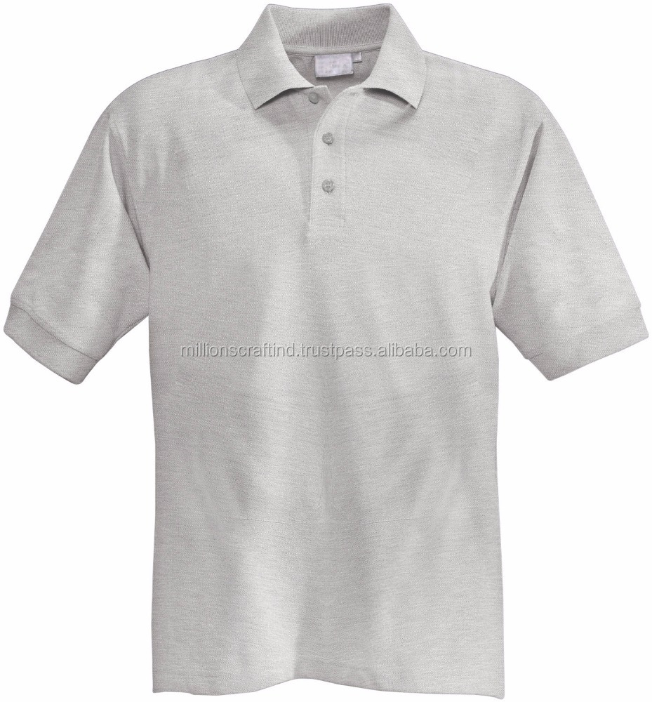 Polo shirts 100% cotton Best quality custom made for men and women