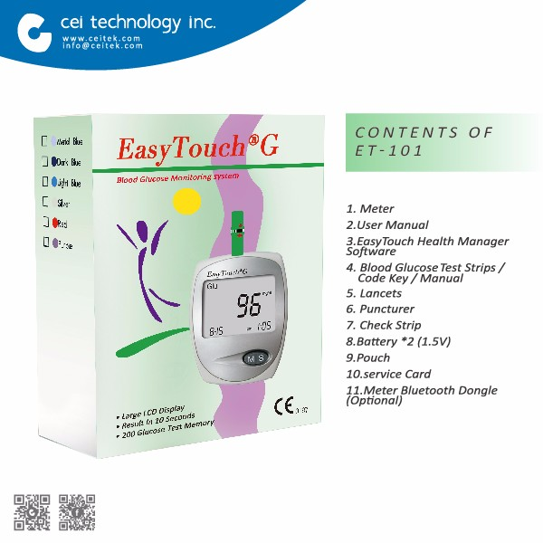 Hot Sell OneTouch Blood Glucose Meter