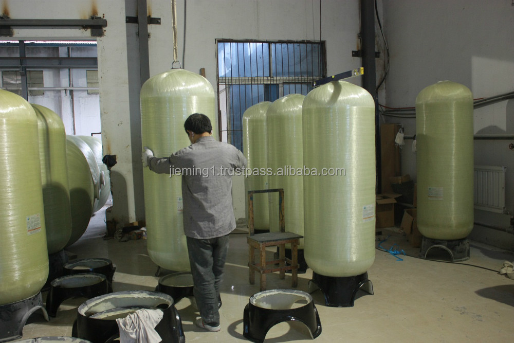 3087,4T,4B(4T) FRP water treatment tank