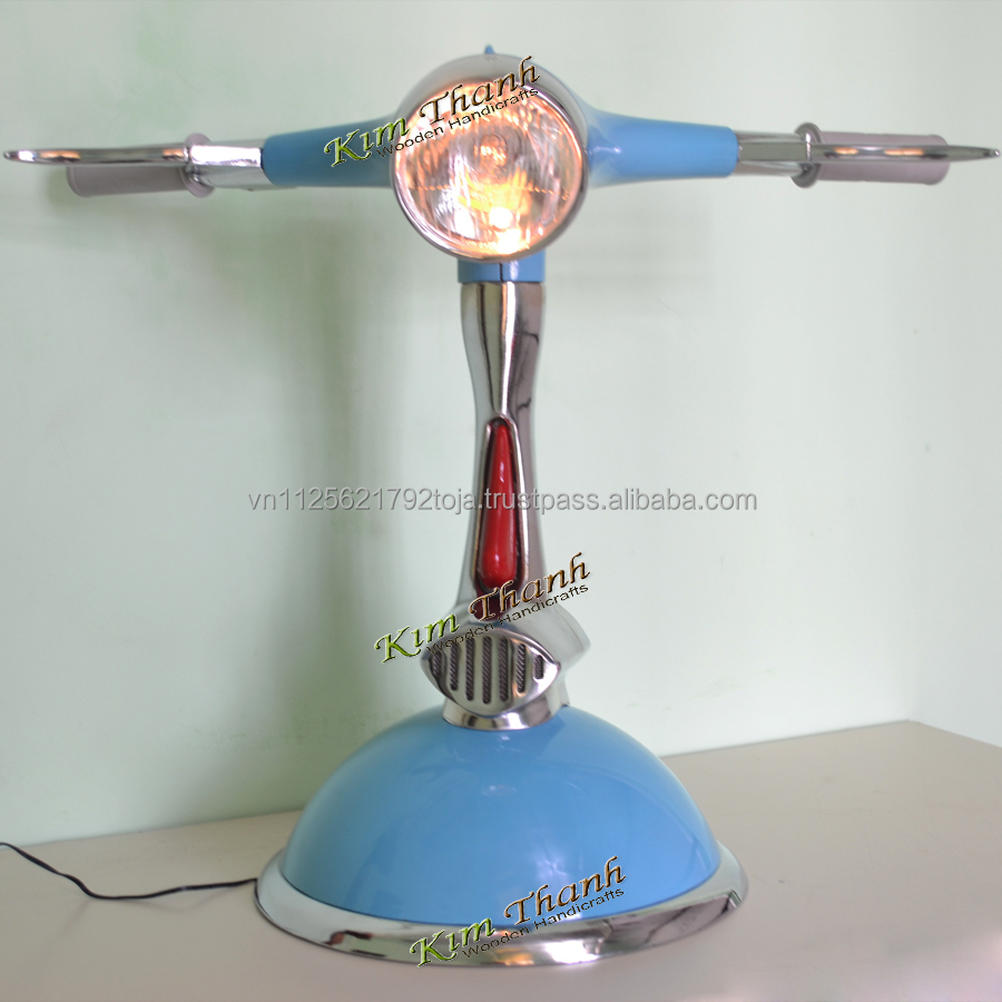 High Quality New Design Antique Vespa Light for Home with Low Price