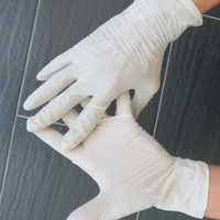 9 Quot Latex Examination Glove With