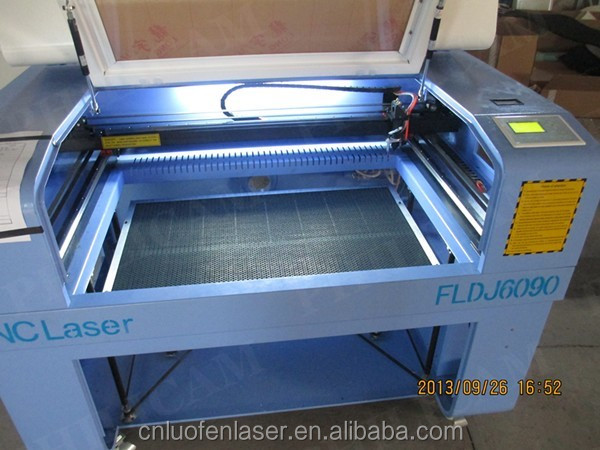 jinan CO2 nonmetal laser engraving machine engraver cutter