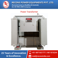 3 MVA Power Transformer Sealed Type / Three Phase Transformer