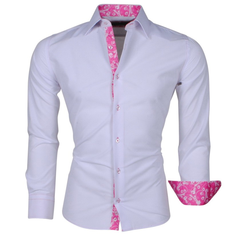 100% cotton dress man shirt