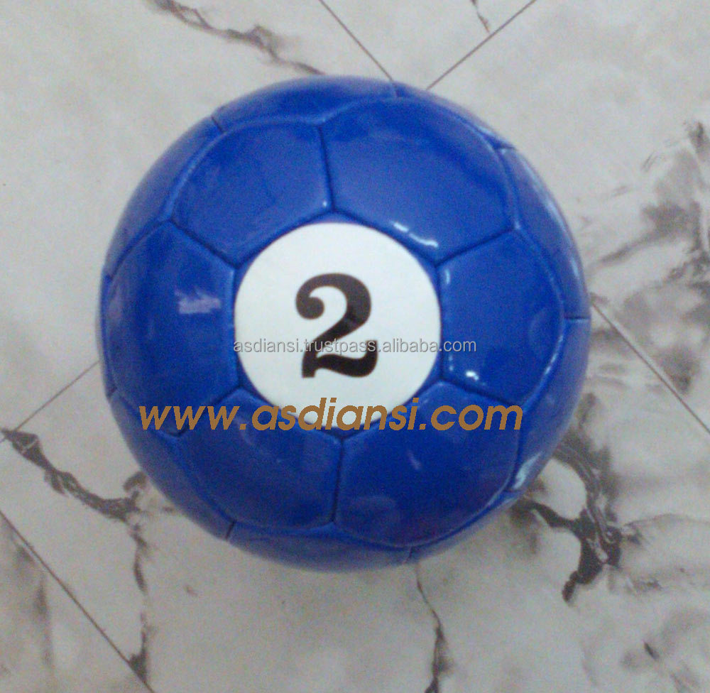 poolballs A Complete set of Billiard Soccer Balls snookball outdoor game