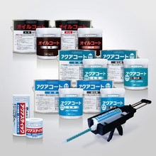 Weather resistance epoxy glue for stainless steel with Japanese quality standards