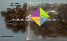 Semi Dried Unpitted Dates Sweet Healthy GMO-FREE Dates by GNS PAKISTAN