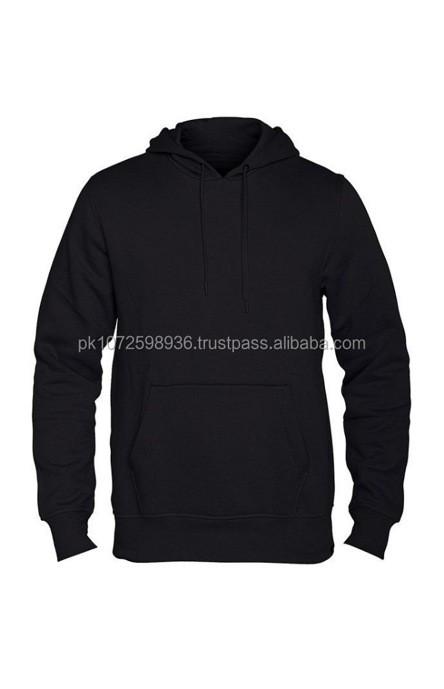 Mens Custom Gym Training plain pullover Hoodie/winter Jacket/cotton fleece sweatshirt