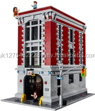 Original New Model Set 75827 Ghostbusters Firehouse Headquarters