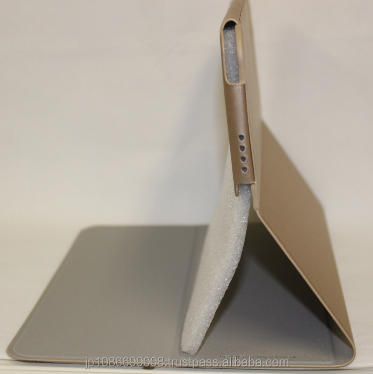 Easy to use and Luxury luxury case for new ipad hot sale for smart stand ultra thin