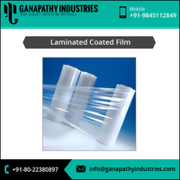 Hot Selling Laminated Coated Film for Wrapping Cables and Electrical Insulat
