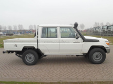 Used LHD Toyota Land Cruiser HZJ79L 4x4 pickup 2013