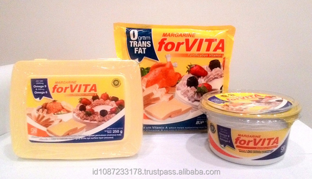 MARGARINE & SHORTENING / FAT PRODUCTS INDONESIA