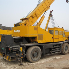 Japan KR45 KR45H KR45H-V Hot Sale 45 Ton KATO Used Rough Terrain Crane in Shanghai