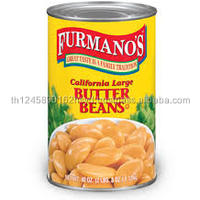 Organic Large Butter Beans For Sale